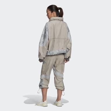 Veste adidas by Stella McCartney Training Suit Panelled Marron Femmes adidas by Stella McCartney