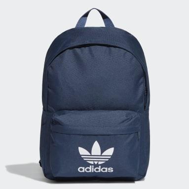 Kids Originals Blue Adicolor Classic Backpack