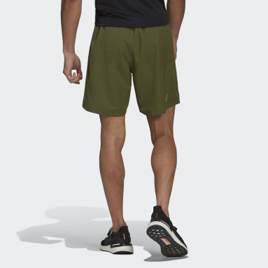 Men's Running Green Run It Shorts