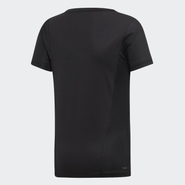 Youth Training Black FARM Rio Cardio Tee