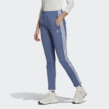 Women Originals Blue Primeblue SST Track Pants