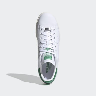 Tenis Swarovski Stan Smith Blanco Hombre Originals