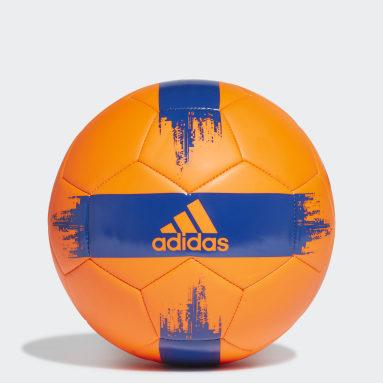 Men Football Orange EPP II Club Ball
