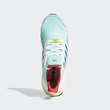 Chaussure Ultraboost DNA 1.0 vert Course