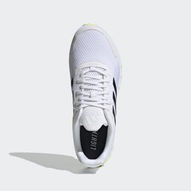 Running White Duramo SL Shoes