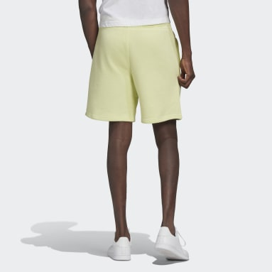 Men Originals Yellow Trefoil Essentials Shorts