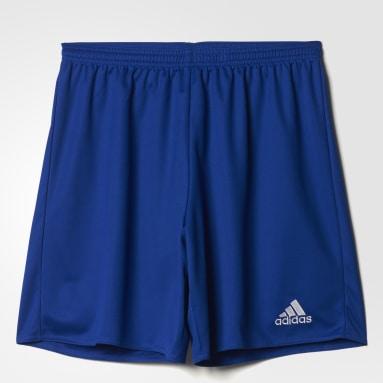 Short Parma 16 Bleu Hommes Fitness Et Training