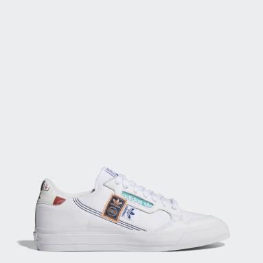 Zapatillas CONTINENTAL VULC (UNISEX) Blanco Originals