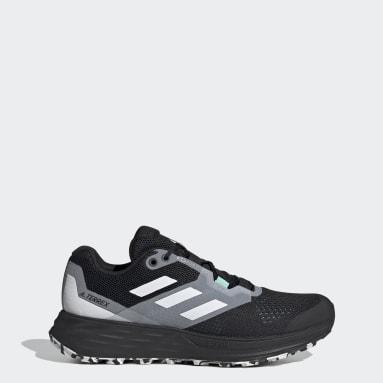 Women's TERREX Black Terrex Two Flow Trail Running Shoes