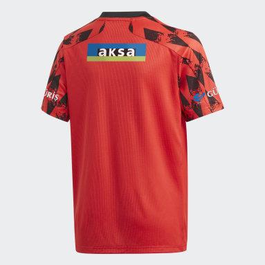 Genç Futbol Kırmızı Beşiktaş JK 20/21 Üçüncü Takım Forması