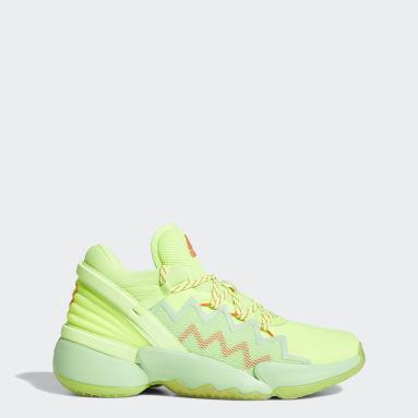 Men Basketball Green D.O.N. Issue #2 Spida Sense Shoes