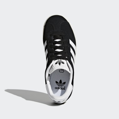 Kinderen Originals Zwart Gazelle Schoenen