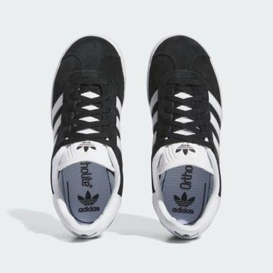 Barn Originals Svart Gazelle Shoes