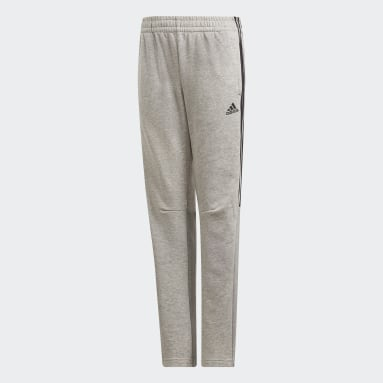 Boys Gym & Training Grey Must Haves Tiro Pants