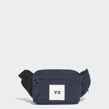 Y-3 modrá Ledvinka Y-3 Classic Sling