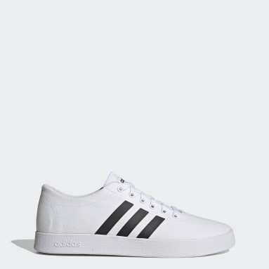 Men Sport Inspired White Easy Vulc 2.0 Shoes