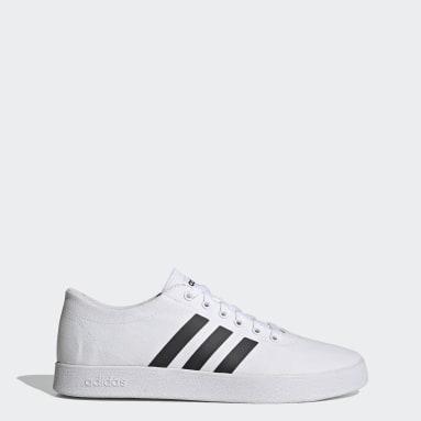 Men Sport Inspired White Easy Vulc 2.0 Shoes