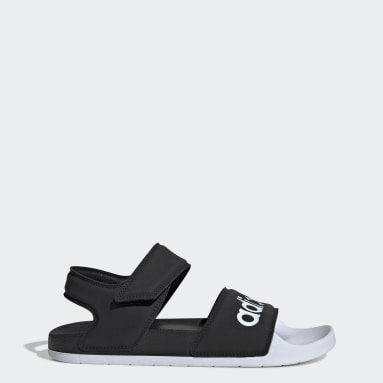 Women's Essentials Black Adilette Sandals