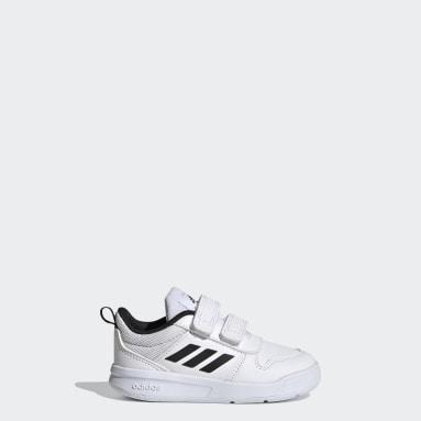 Bebek Koşu Beyaz Tensaur Ayakkabı