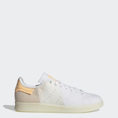 Women Originals White Stan Smith Primeblue Shoes