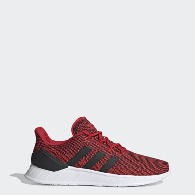 Men Sport Inspired Red Questar Flow NXT Shoes