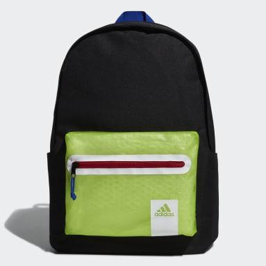 Training Black Classic Trans Backpack