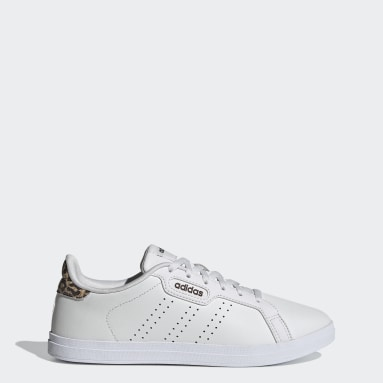 Zapatilla Courtpoint Base Blanco Mujer Tenis