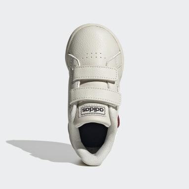 Kids Gym & Training White Roguera Shoes