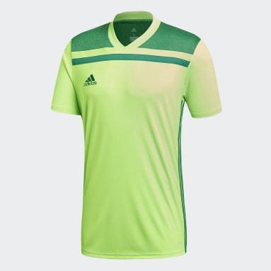 Men Football Green Regista 18 Jersey
