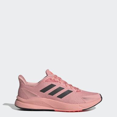 розовый Кроссовки для бега X9000L1