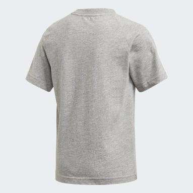 T-shirt Adicolor Graphic Gris Enfants Originals