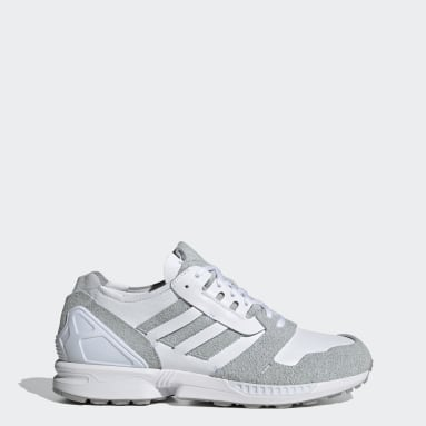 Originals White ZX 8000 Minimalist Icons Shoes