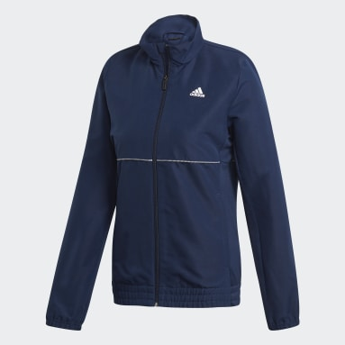 Women's Tennis Blue Club Track Suit