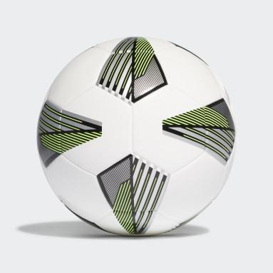 белый Футбольный мяч Tiro League Junior 290