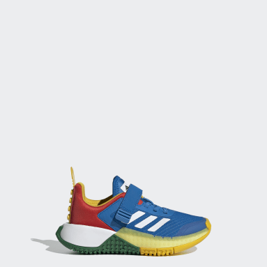 Kids 4-8 Years Running Blue adidas x LEGO® Sport Shoes