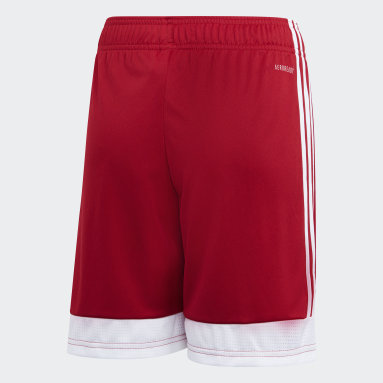 Youth 8-16 Years Gym & Training Red Tastigo 19 Shorts