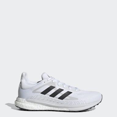 Chaussure SolarGlide Blanc Running