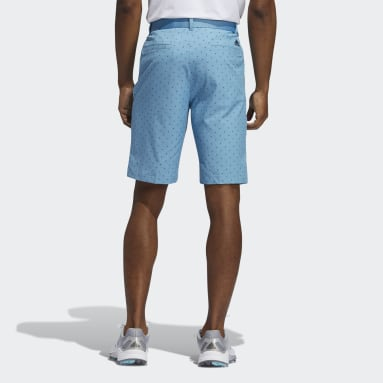 Men's Golf Blue Ultimate365 Pine Print Shorts
