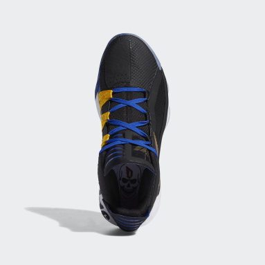 Women Basketball Black Dame 6 Shoes