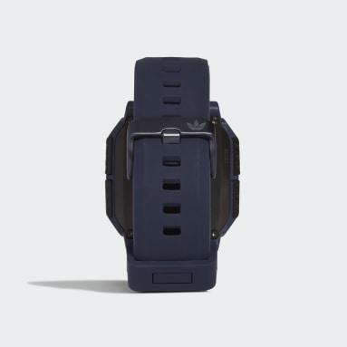 Originals Blauw Archive_R2 Horloge