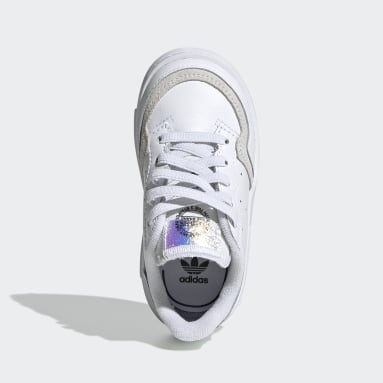 Toddlers 1-4 Years Originals White Supercourt Shoes