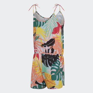Kadın Originals Çok renkli Tropicalage Tulum