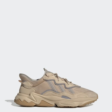 Men's Originals Beige OZWEEGO Shoes