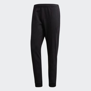 Men Football Black Tango Sweat Pants