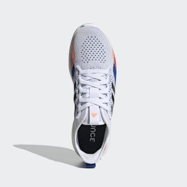 Løb Hvid Fluidflow 2.0 sko