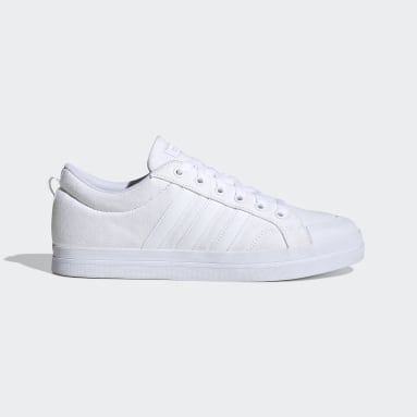 Sport Inspired White Bravada Shoes