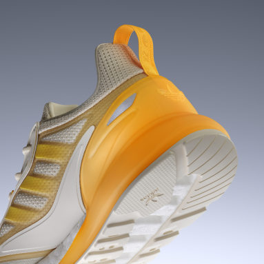 Women Originals White ZX 2K Boost 2.0 Shoes