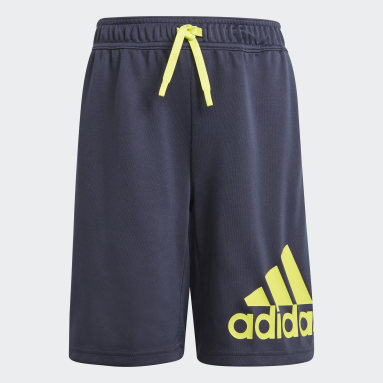 Youth Training Blue Designed 2 Move Shorts