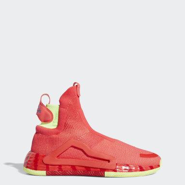 Men's Basketball Red N3xt L3v3l Shoes