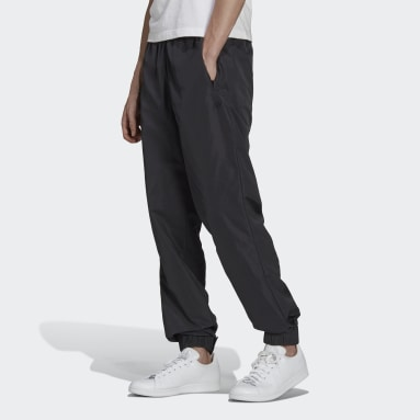 Men Originals Black Adicolor Track Pants